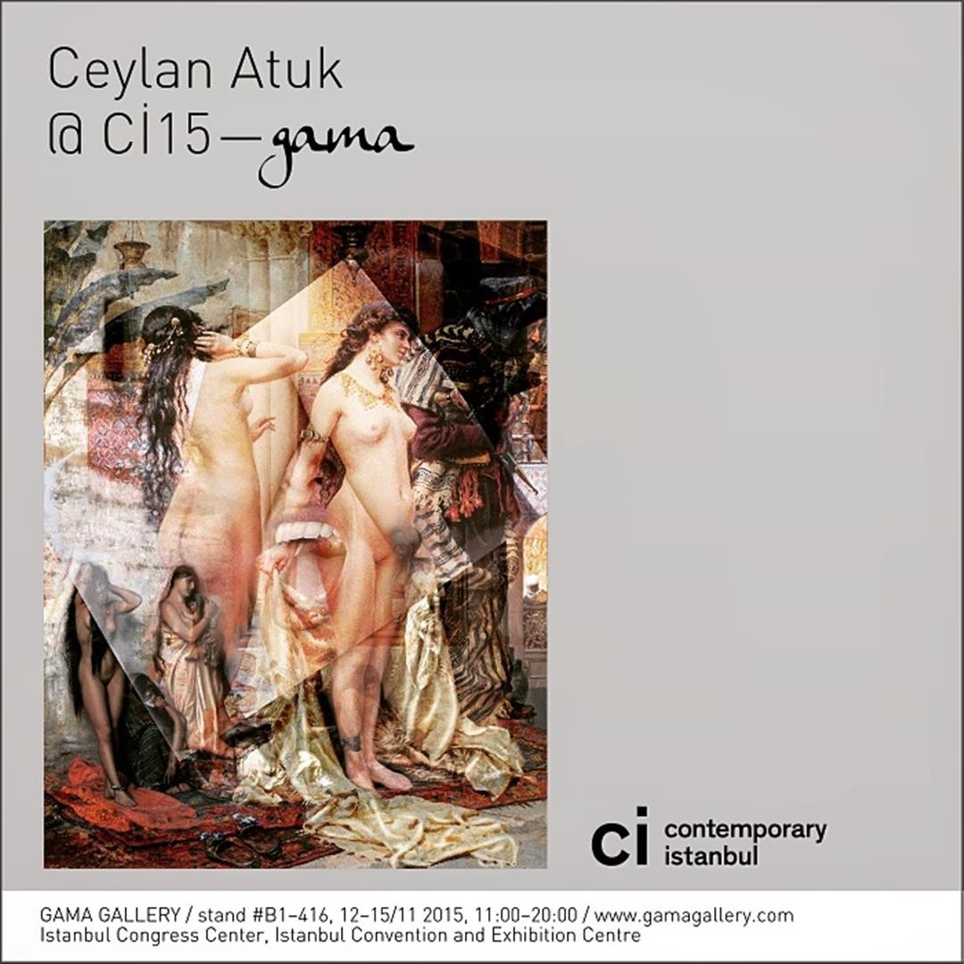 Slave Market Contemporary Ci Istanbul  2015 news
