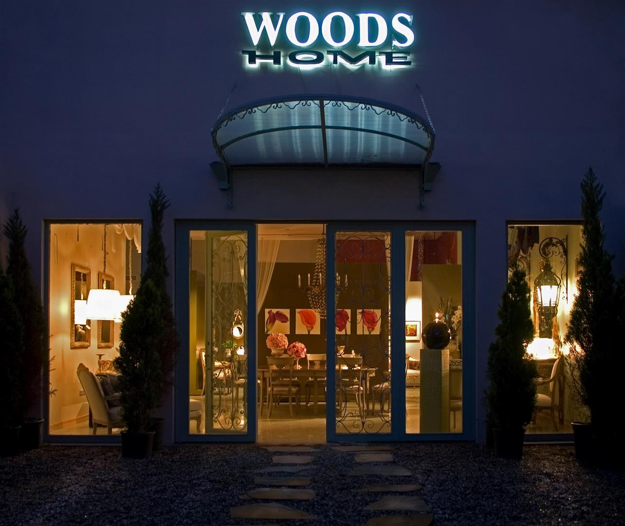 Woods Home
